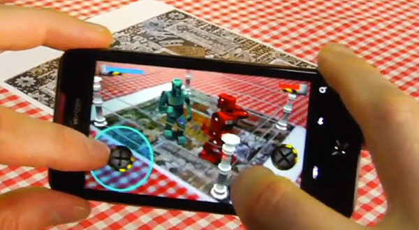 Android ar sdk engadget for Android ar sdk