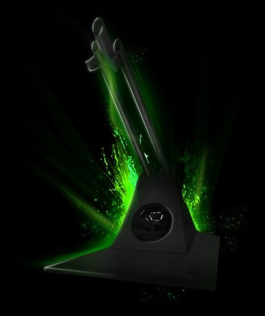 Razer Mouse Bungee promises to let your corded mice roam freely