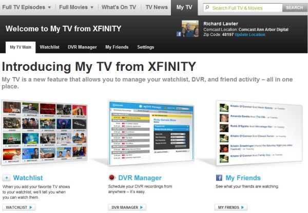 xfinitytvmytv Comcast, Scripps deal brings more internet streaming video on Xfinity TV