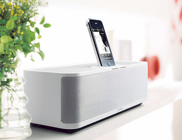Yamaha pdx 31 ipod iphone speaker dock too sexy for for Yamaha sound dock