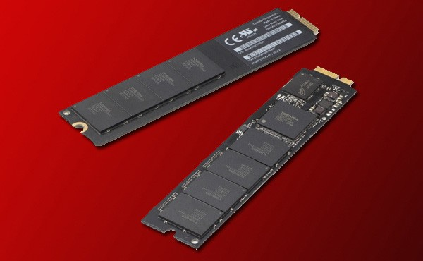 Some MacBook Airs sporting faster Samsung blade SSDs?