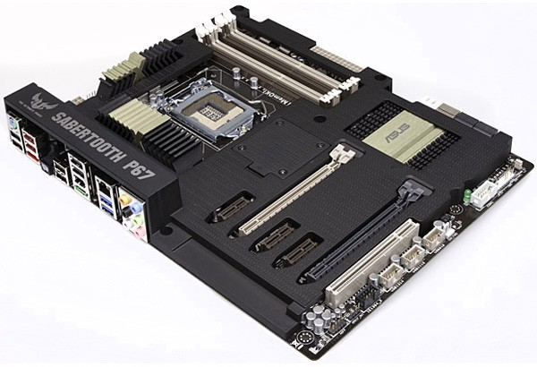 ASUS Sandy Bridge Motherboards