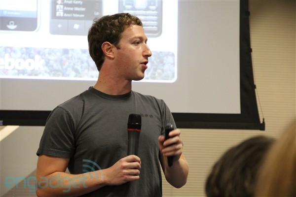 Mister Mark Zuckerberg