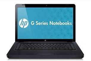 HP Debuts Core 2 Duo G62x Laptop