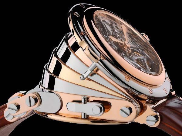 Manufacture Royale $1.2 Million Opera Accordion Watch