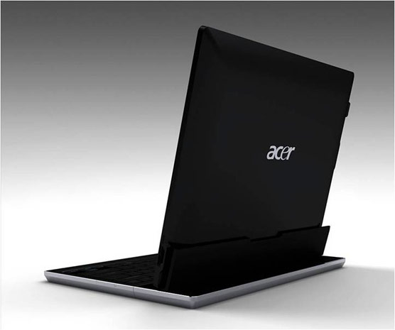 Acer 10.1-inch Windows 7 tablet