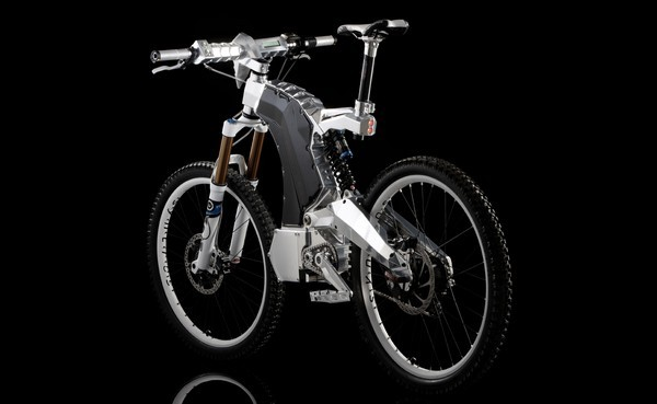 M55 'Beast' Electric Bike is quite appropriately named