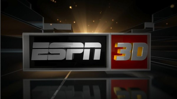 ESPN 3D screen shot