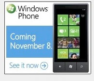 AT&T clarifies Windows Phone 7 launch parameters: no pre-orders, online sales are a go