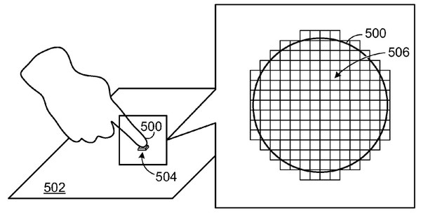 MS applies for patent on 'light-induced shape-memory,' a touchscreen that could touch you back