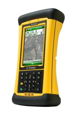 Trimble enhances its Nomad 900 series rugged computers, takes Windows Mobile 6.1 further into the field