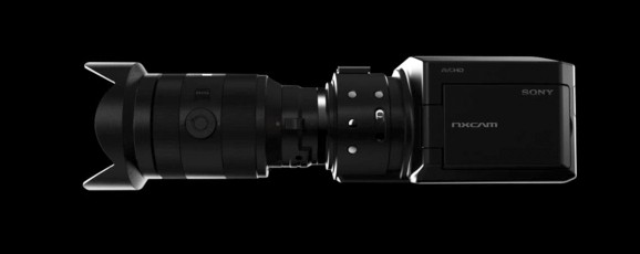 Sony teases us with NXCAM concept Super 35mm camcorder, strictly for the pros (video)