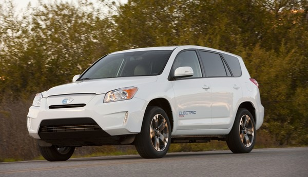 Toyota debuts Tesla-powered RAV4 EV, Musk says it 'helps us with the Model S'