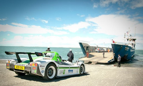 Racing Green Endurance team completes its 16,000 mile, electric Pan-American trip (video)