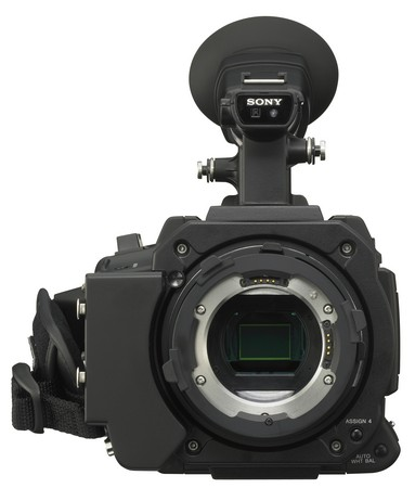 Sony's 'affordable' PMW-F3 Super 35mm camcorder announced, still not priced