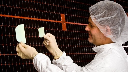 Boeing Spectrolab Mass Produce 39.2 Percent Efficient Solar Cells