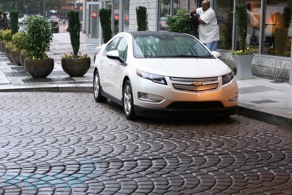 Chevy Volt: Escape from DC in today's car of tomorrow