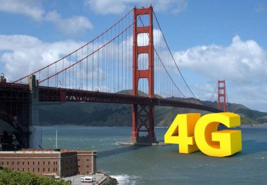 Sprint adheres to its roadmap, turns on WiMAX in San Francisco Bay Area