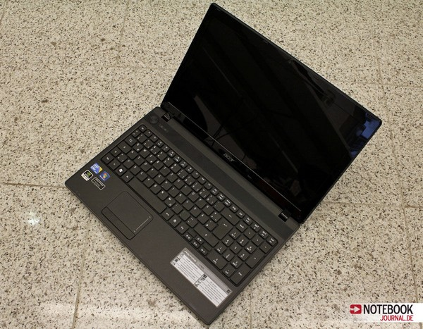 Acer Aspire 5742G laptop with NVIDIA GeForce GT 540M graphics reviewed