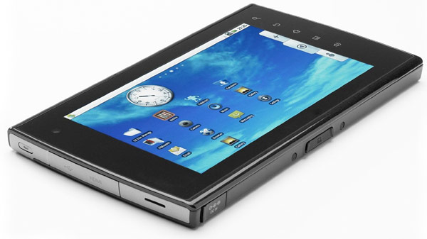 eLocity A7 Tablet