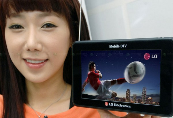 LG looks set to unveil mobile 3DTV