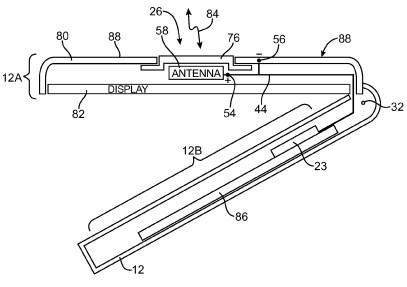 Apple applies for 'logo antenna' patent, hides your resonator behind the brand indicator