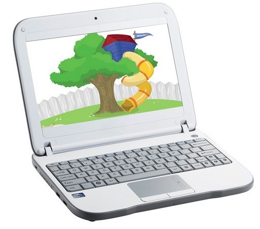 PeeWee PC netbook moves to 2.0, rated to take the worst your tot can handle