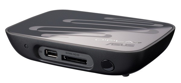 ASUS O!Play Mini streamer ditches the USB 3.0 but keeps the 1080p