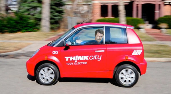 Think City Electric Vehicles Delivered to Indiana Government