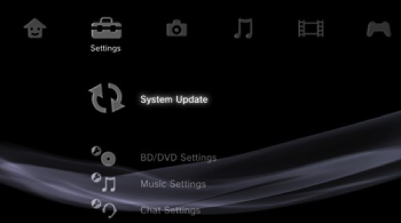 PS3 update v3.55 adds 'a security patch,' nothing else