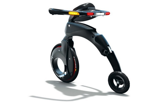 YikeBike foldable electric bike now available for the low, low price of $3,500 (video)