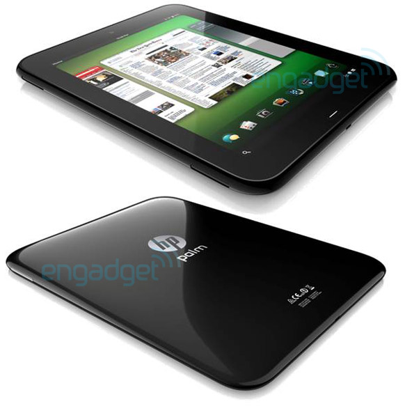 Exclusive: HP / Palm's webOS tablets -- pictures, plans, and more
