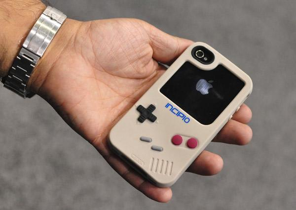 Incipio shows off Game Boy-themed iPhone case and no, you ...