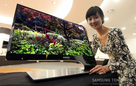 Samsung wants to sell 10 million 3D TVs this year, LG plans on 5 million