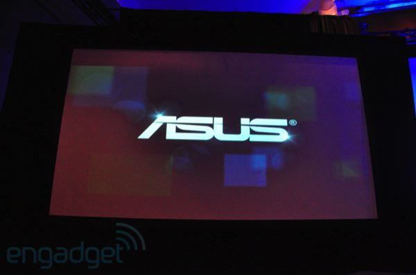 Live from ASUS's CES 2011 press event