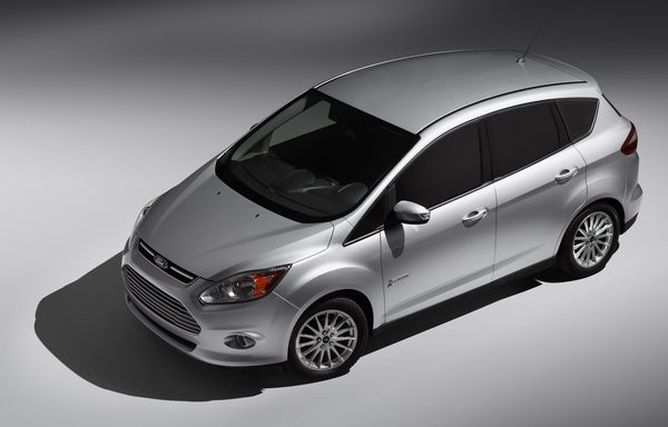 Ford announces C-MAX Hybrid and C-MAX Energi plug-in hybrid cars for 2012 release