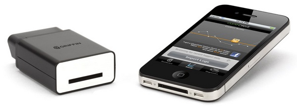 Garmin gets an iPhone all up in your car's ODBII port with the CarTrip Bluetooth adapter