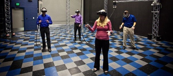 Lockheed Martin's CHIL blends motion capture with VR, lets engineers do the robot at work (video)