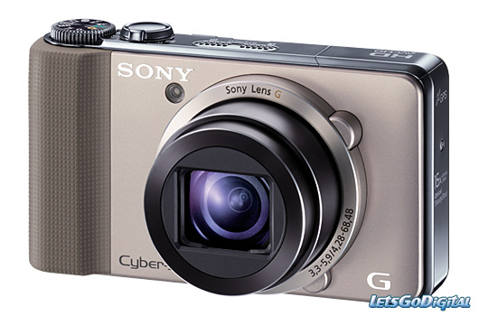 Sony Cyber-shot HX100V and HX9V models leaked, superzoomers in large and small size