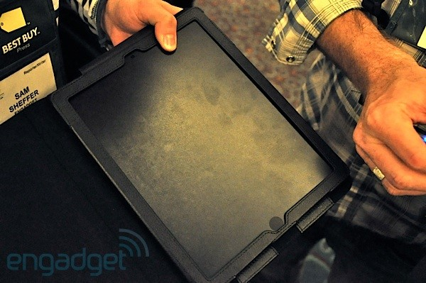 iPad 2 case.
