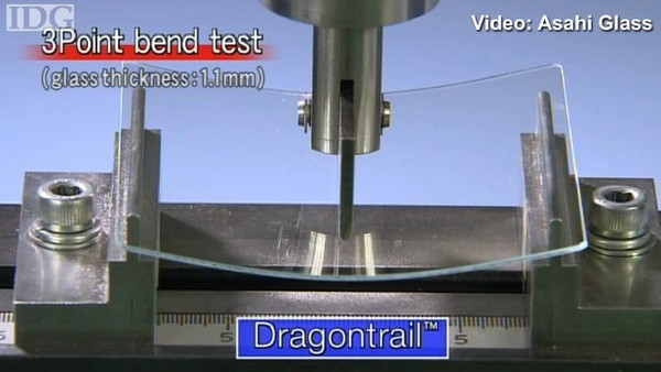 Asahi Glass introduces Dragontrail for consumer electronics, puts the Gorilla on notice (video)