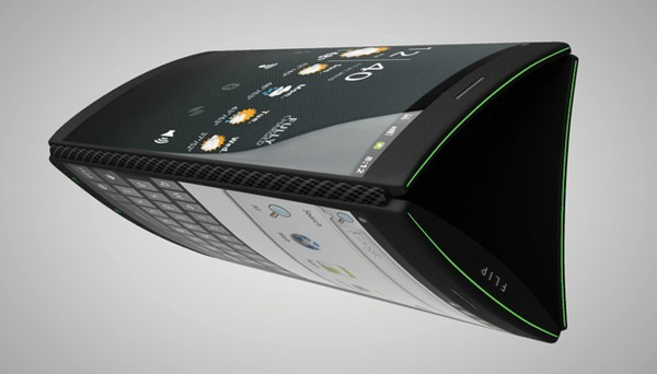 Triple-display Flip phone concept powers our dreams with Android (video)