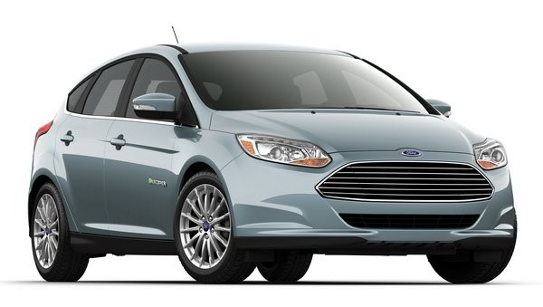 Ford unveils Focus Electric and MyFord Mobile smartphone integration