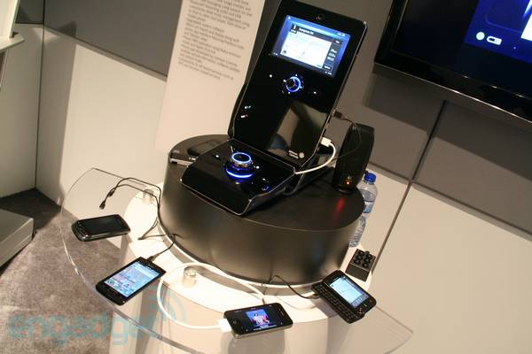 Johnson Controls Connected Center Stack plays nice with a quartet of smartphones