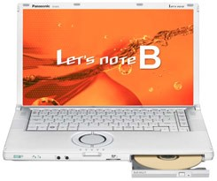 Panasonic Adds Sandy Bridge to Lets Note J10, N10, S10 and B10 Laptops