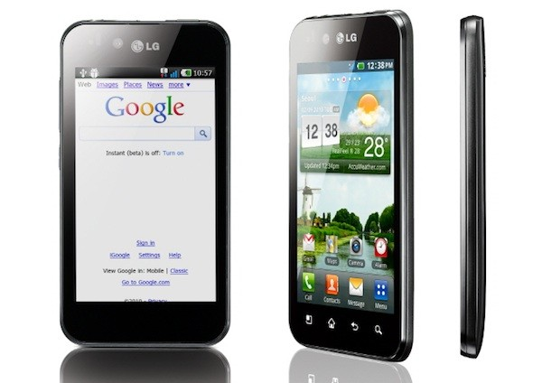 LG Optimus Black debuts in Europe 'this month,' rest of the world settles for dual-core crumbs