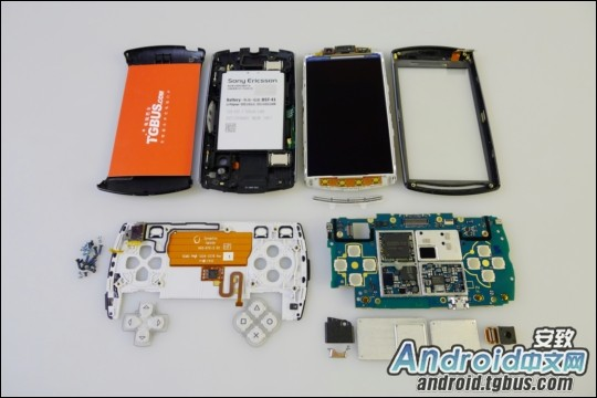 PlayStation Phone torn apart, found to not contain actual PlayStations