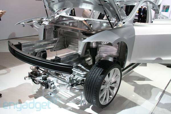 Tesla confirms plans to unveil electric Model X SUV this year, $30k car by 2015