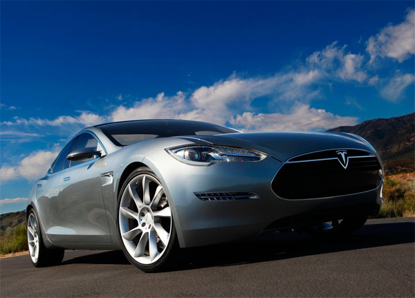 Tesla assures $ 57k Model S is profitable, sexy looking too