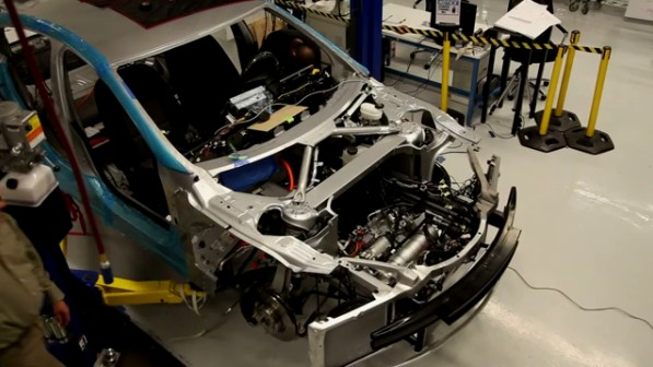 Tesla shows us what the Model S looks like on the inside (video)
